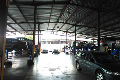 Services - Manual Gearbox Repairs